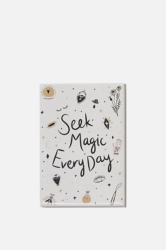 Quirky Magnets, MAGIC EVERYGOOD