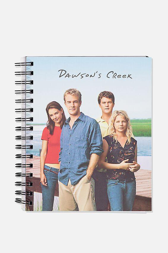"""A5 Dawsons Creek Campus Notebook-V (8.27"""" x 5.83""""), LCN SO DAW DAWSONS CREEK"""