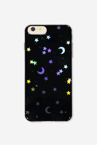 Printed Phone Cover 6,7,8 Plus, MOON YARDAGE
