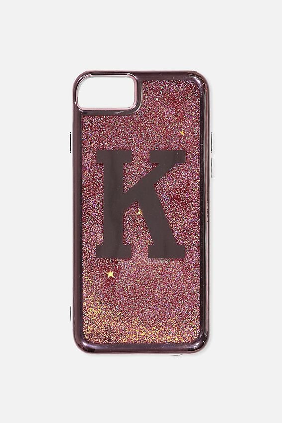 Shake It Phone Case Universal 6,7,8, ROSE GOLD K