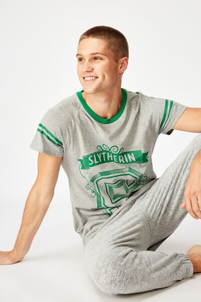 The Sleep Tee, LCN WB HPO SLYTHERIN COLLEGE