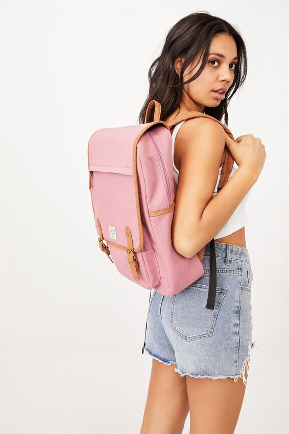 Heritage Backpack, DUSTY ROSE