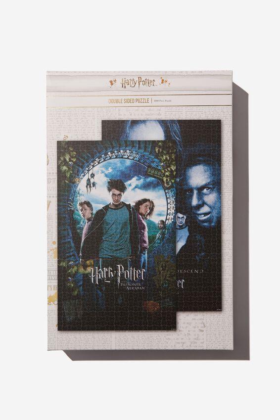 Harry Potter 1000 Piece Puzzle, LCN WB HARRY POTTER