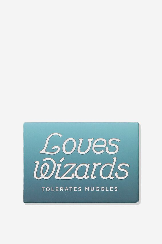 Quirky Magnets, WIZARD LOVE