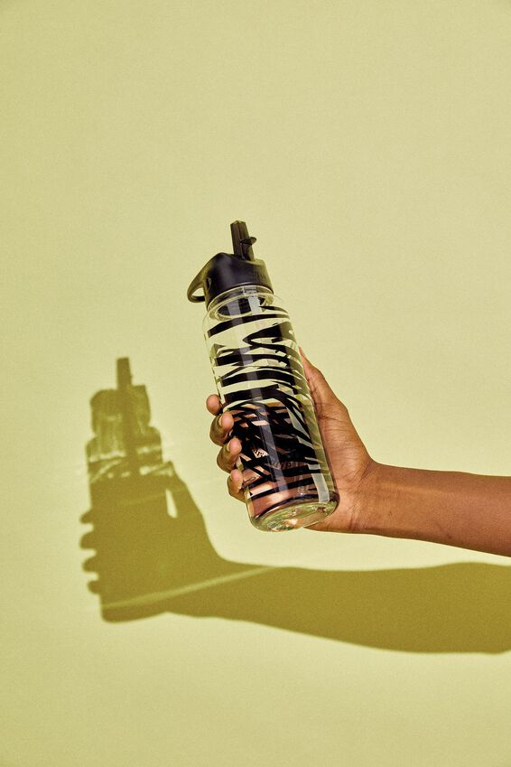 Hydrator Drink Bottle, ZEBRA DRIP DRIP