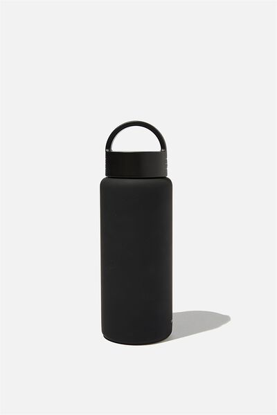 Mini Gotta Go Metal Drink Bottle, BLACK