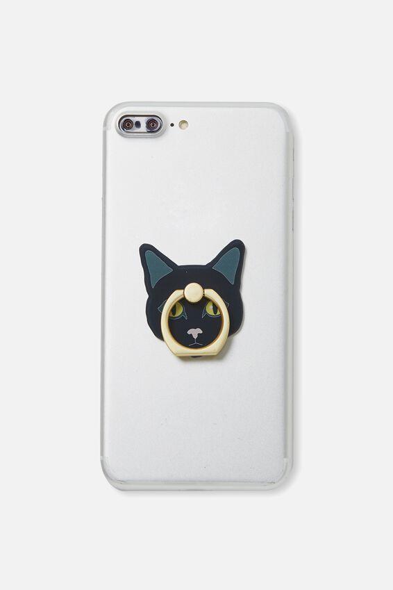Phone Rings, CAT HEAD