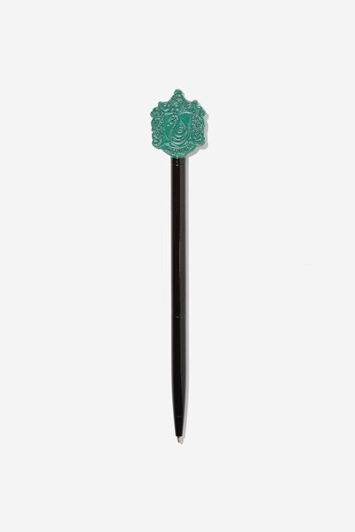 Iconic Metal Pen, LCN WB HP SLYTHERIN GREEN