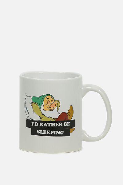 Anytime Mug, LCN SNOW WHITE DWARF SLEEPY