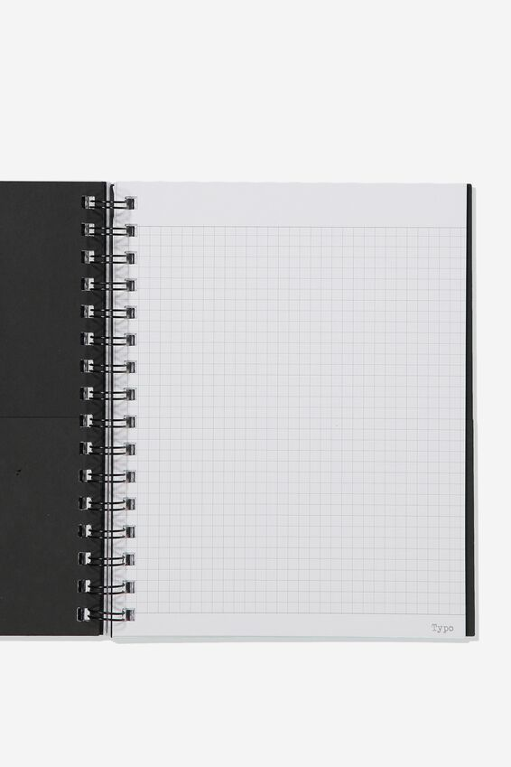 A5 Campus Notebook Grid Internal, PROCRASTINATION