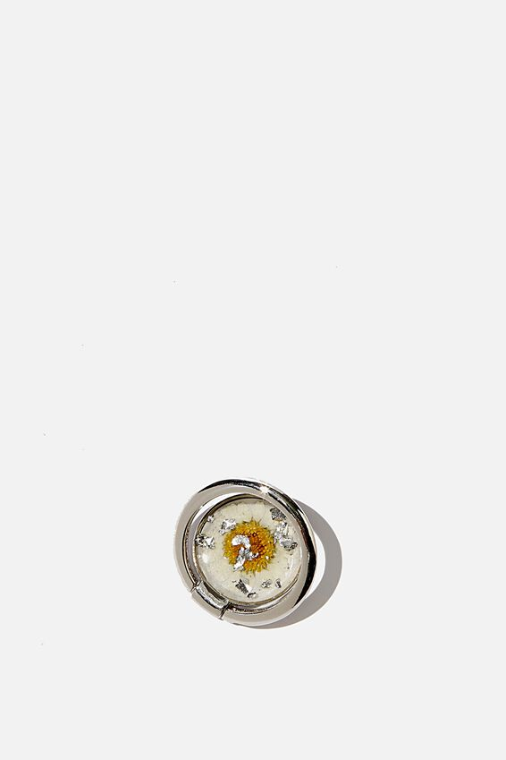 Metal Phone Ring, DAISY FOIL