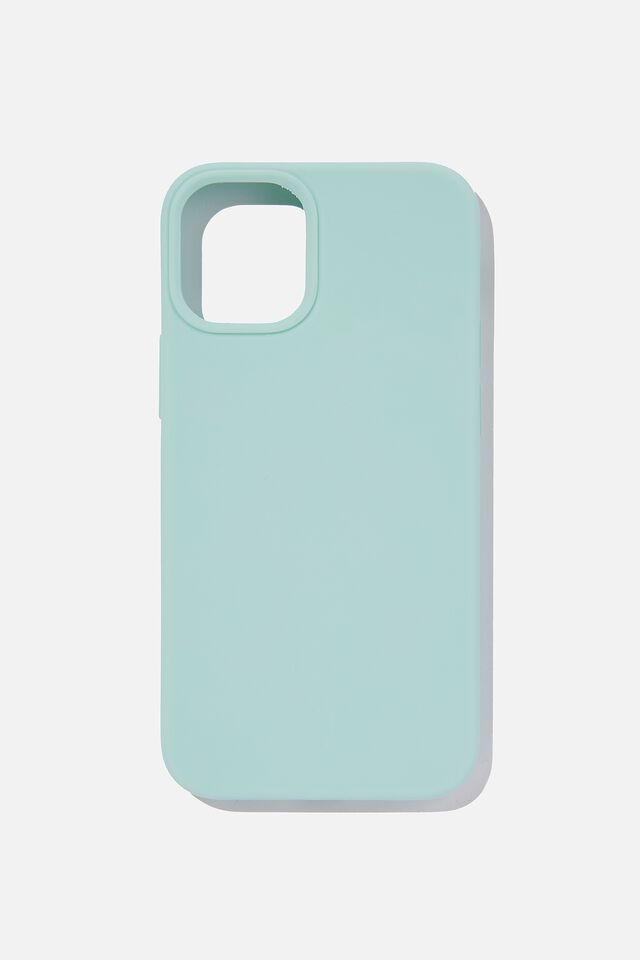 Recycled Phone Case Iphone 12 Mini, WATER BLUE