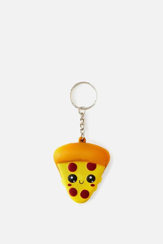 Squishy Keyring, PIZZA