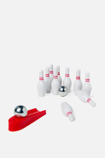 Mini Desktop Games, BOWLING