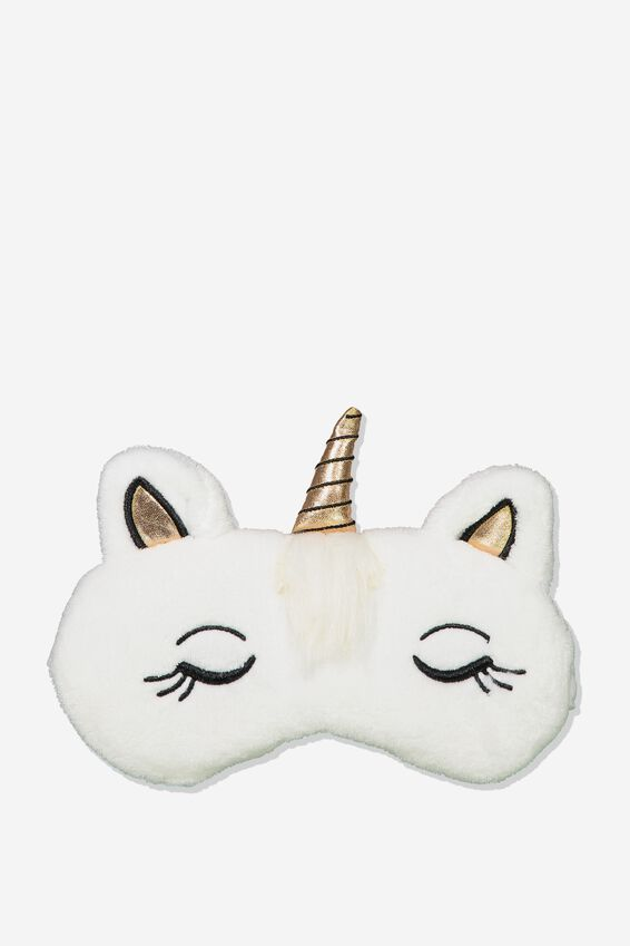 Premium Sleep Eye Mask, NUEVO UNICORN