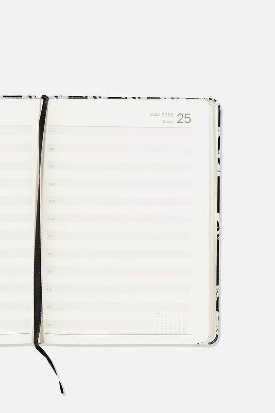 2020 A5 Daily Mickey Buffalo Diary, LCN DIS MK MICKEY