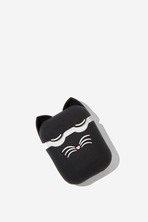 Novelty Ear Pod Sleeve, CAT