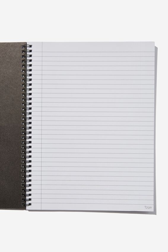 College Ruled Spinout Notebook V, EQUALITY FOR ALL COLLEGIATE