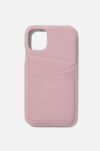 Cardholder Phone Cover Iphone 11, HEATHER