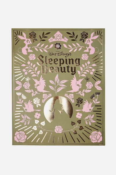 40 X 50 Limited Edition Print, LCN DIS GN SLEEPING BEAUTY