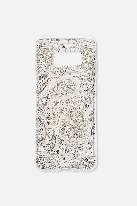 Phone Cover S8, ROSE GOLD LACE