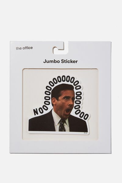 Jumbo Sticker, LCN UNI OF NO
