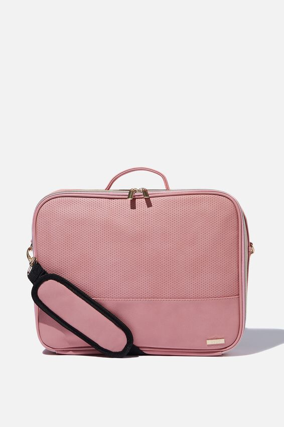 Mobile Laptop Folio, DUSTY PINK