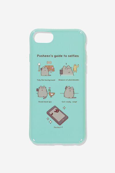 Printed Phone Cover Universal 6,7,8, LCN PUSH SELFIES