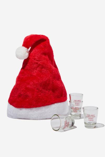 Santa Hat Drinking Game, MULTI