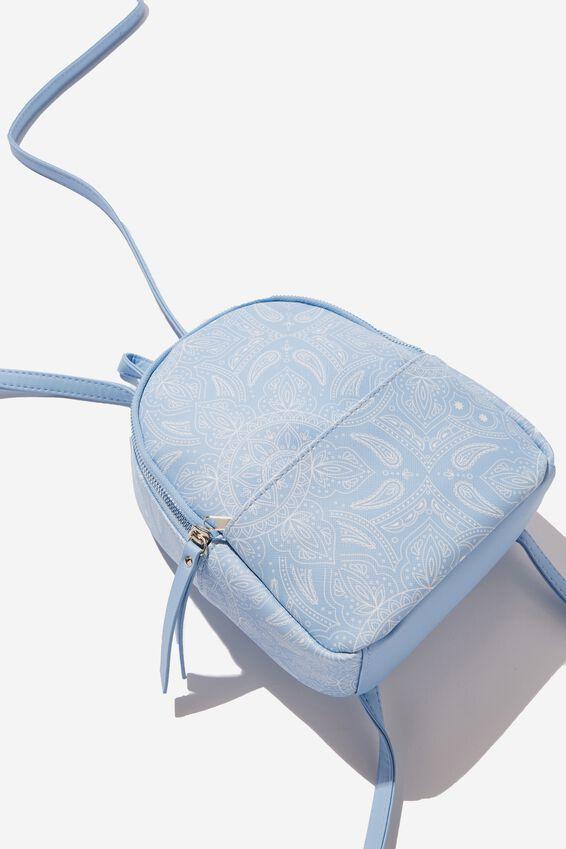 Mini Cairo Backpack, MANDALA LACE