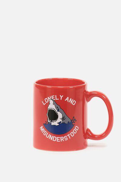 Anytime Mug, LONELY & MISUNDERSTOOD