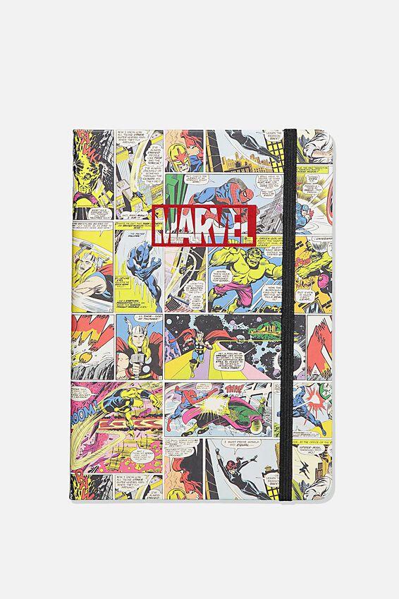 "A5 Marvel Buffalo Journal (5.8"" x 8.2""), LCN MAR COMIC"
