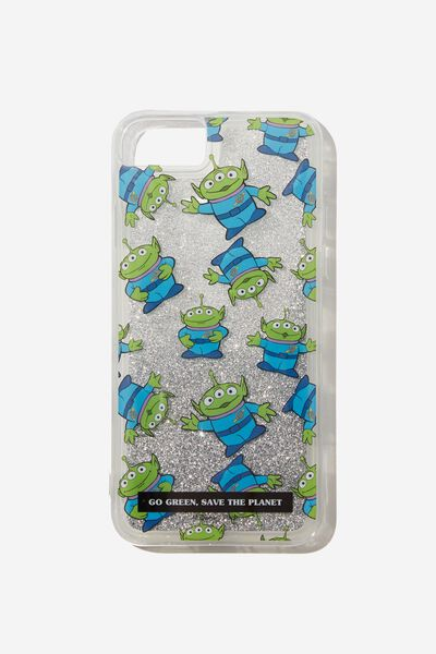 Shake It Phone Case Universal 6,7,8, LCN DIS ALIEN YARDAGE