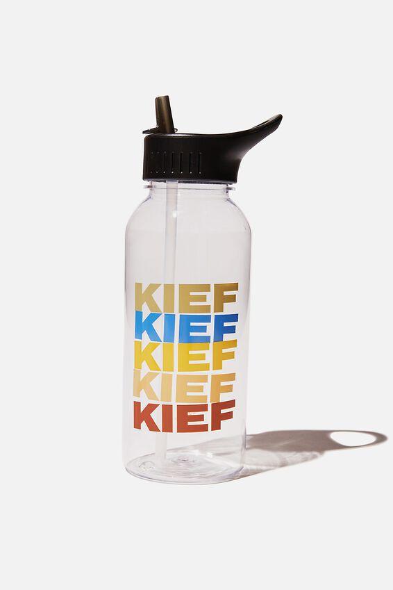 Drink It Up Bottle, RG KIEF