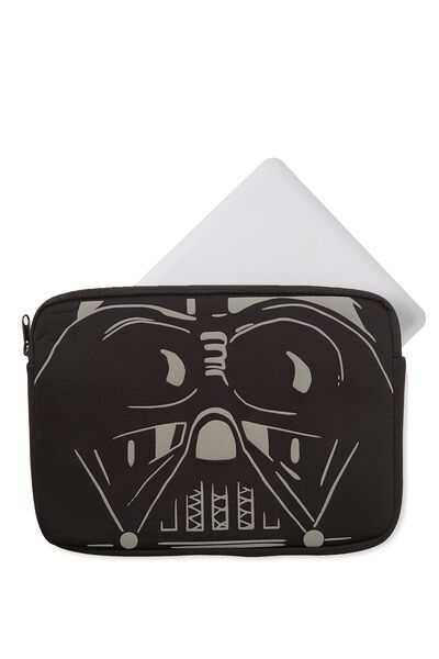 Neoprene 13 Inch Laptop Case, LCN DARTH