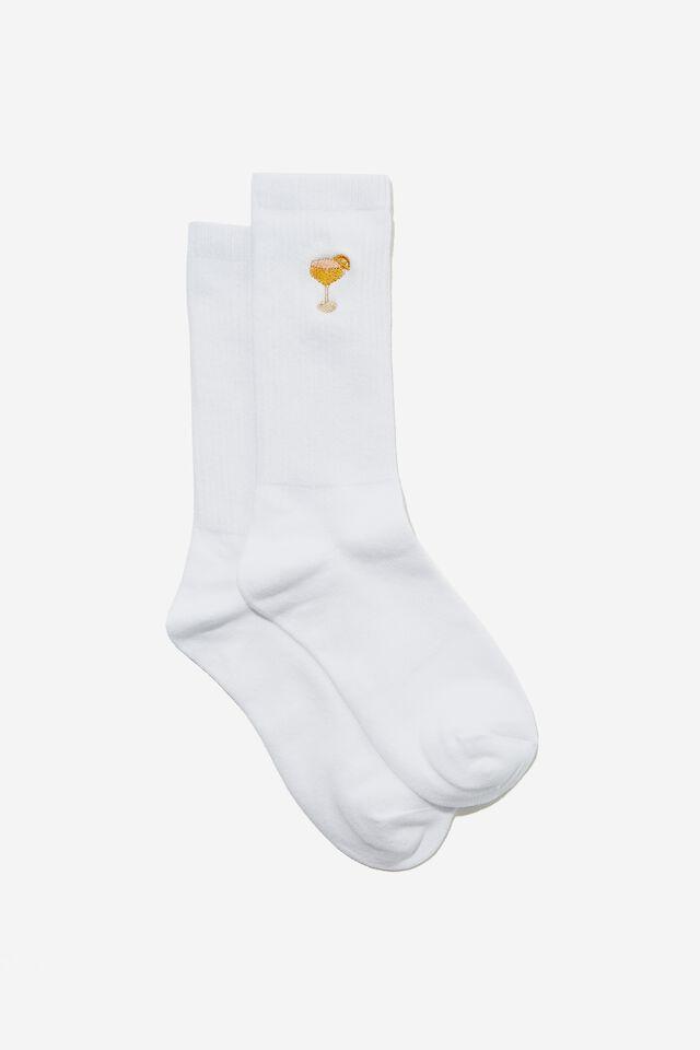 Socks, EMB COCKTAIL