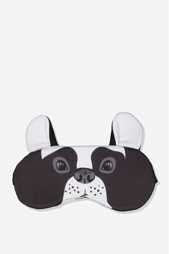 Premium Sleep Eye Mask, FRENCHIE