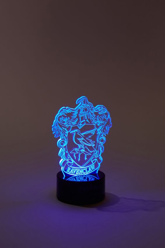 Harry Potter Mini Acrylic Light, LCN WB HP RAVENCLAW