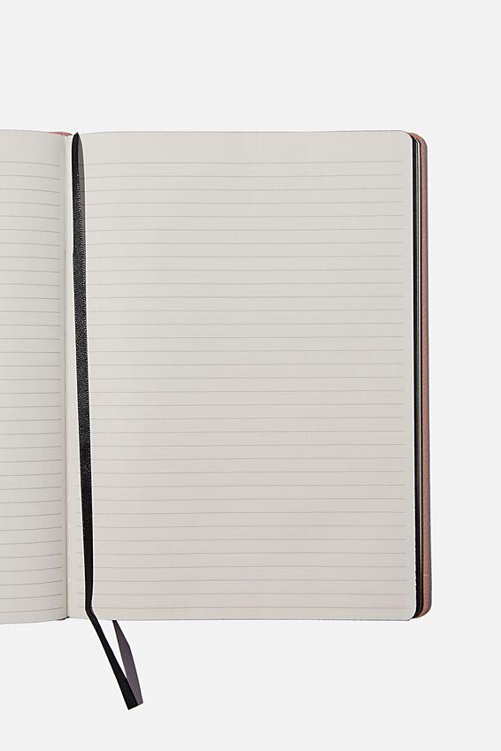 "A4 Buffalo Journal (8.2"" x 11.6""), NUDE PINK"