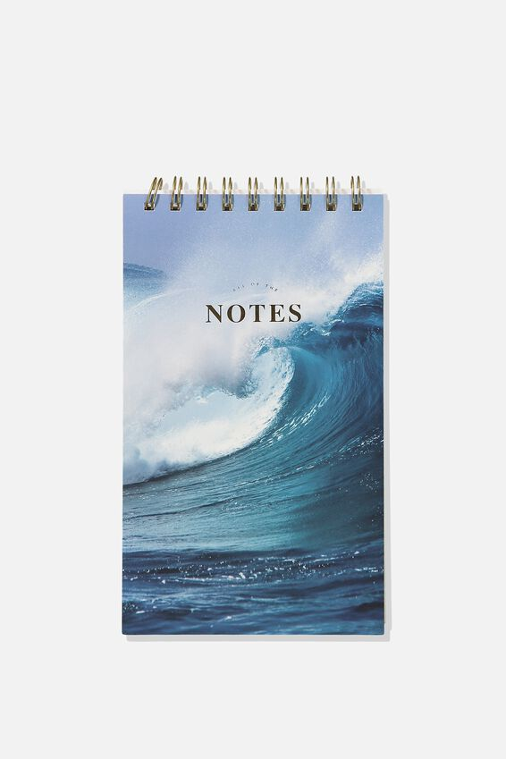 Flipout Notepad, WAVE NOTES
