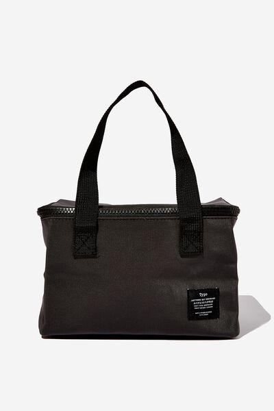 BYO Lunch Bag, BLACK