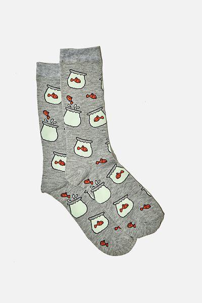Socks, GOLDFISH
