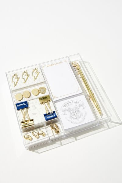 Ultimate Desk Set, LCN WB HPO HOGWARTS SNITCH