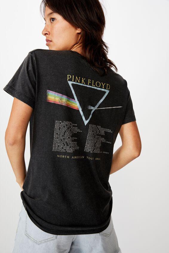 Classic Pink Floyd T Shirt, LCN PER PINK FLOYD 1994 TOUR/BLACK