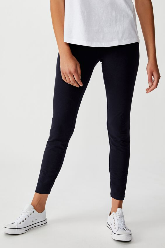 High Waisted Dylan Legging, MOONLIGHT