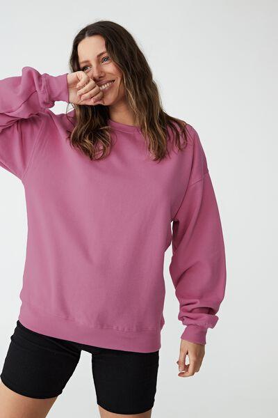 Classic Sweatshirt, PINK CHERRY BLOSSOM