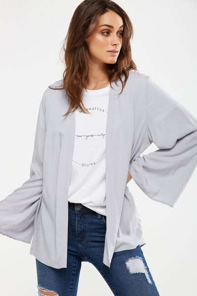 Sarah Kimono, BLUE CHILL