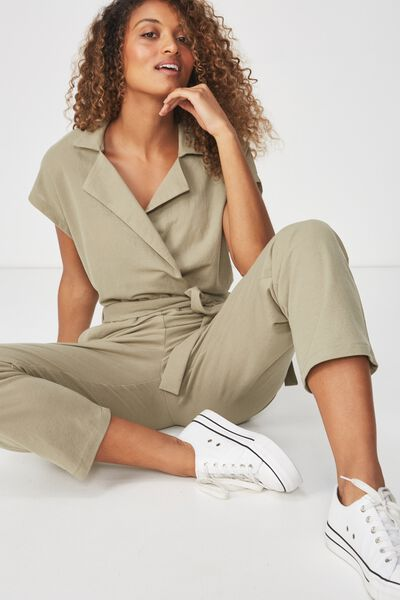 Playsuits Jumpsuits Wrap Playsuits More Cotton On