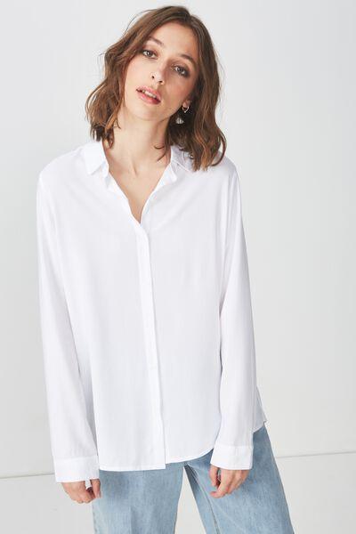 Rebecca Shirt, WHITE