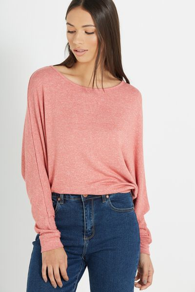 Nikita Soft Touch Long Sleeve Top, WILD/WHITE SOFT TOUCH